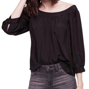 ANTHRO | Maeve Off The Shoulder Top